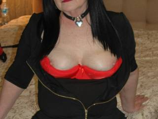 We love role play, bondage, and sexy dress up first play day of 2020  IF you enjoy mature bi ladies, you'll love me.  :-)