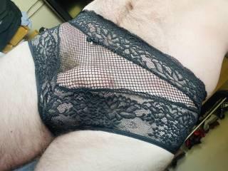 Gfs fishnet panties