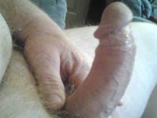 Needing that wet pussy ridding  my cock