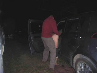 My wife getting her ass pounded while dogging