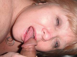 sureI know she could:) I sure would love her lips on my cock