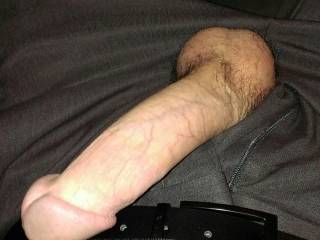 Drove home with a massive hard on, so when I stopped at the gas station I had to take some pics for you ladies on zoig. Comment or message me and tell me what you think ;)