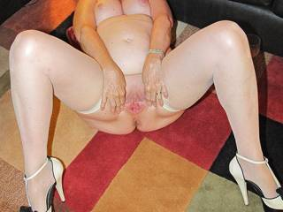 Omg your such a hot horny girl  I love your real woman's body this is your best pic I'm going to jack off often to this one God I love your bod would love to kiss,lick,nibble my way up your sexy legs and thighs tongue fuck that hot cunt then suck them tits as I drill ang grind my cock in you