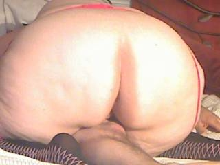I want to eat that sweet ass inside out then fuck it bareback balls deep.