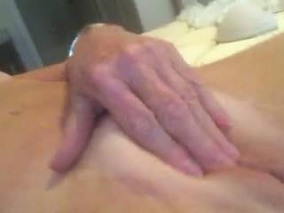 Yummy.  Wish I was licking that soaking wet pussy and sucking on you tasty swollen clit.  Delicious!!
