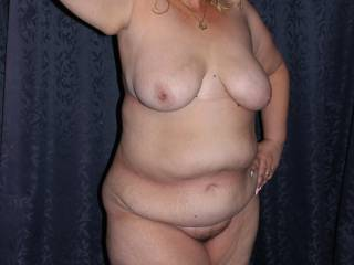 My naked bod for you to look at. That\'s why I post. I love knowing so many strangers are looking at my naked body.