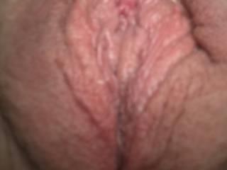 Juices running down between my swollen pussy.....