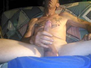 Getting naked and Stroking my COCK and Cumming for the ladies of Zoig. Do you like?