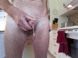 Love to cum on camera while thinking of all the people watching while they are rubbing their own cocks and pussies. What do you think about when you are doing it on camera?