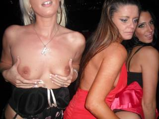 We went to a normal party last week and took a few pics xxx