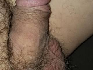 Watching some trans porn and getting ready to shoot a load. Ibthink I need a shave. Anyone want to help?