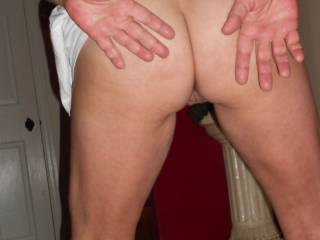 You do deserve a little spanking... and a nice, hard cock to play with ;)