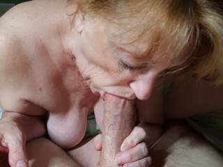 Ooohhh yesssssssssssss your more than amazing sucking and handling skills has me shooting a massive hot creamy load!