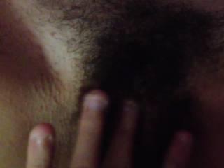 La figa pelosissima della mia ex, quanto amo il suo pelo fantastico!!! My super hairy ex girlfriend bush!!!