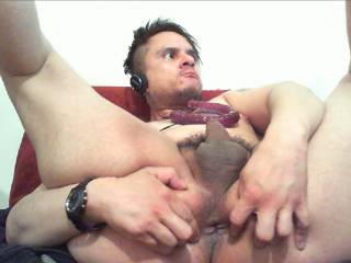 Ladies any anal kinky lovers wanna rim my strteched hole before fucking cum out of me with a dildo or a strapon?