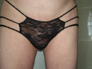 Little black panties