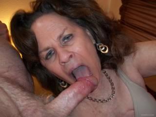 mature neighbor Susie poses for you enjoyment