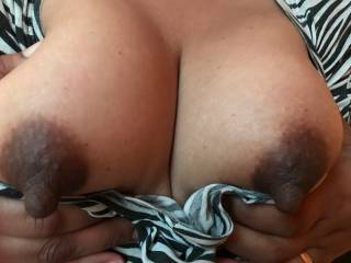 My sexy tits before they was pierced!