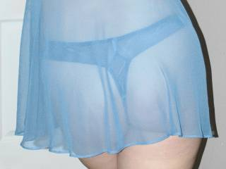 A GREAT day! My GF let me post some pics as long as put mask on her! These are from a year ago before she got her new tits! Showing her great ass!! Blue sex session. She will only approve the pics before I post! Hope she likes and will let me do more!
