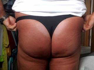 You like my new thong?
