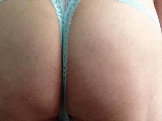 does my bum look ok in these panties?