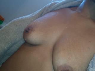 My Sexy Ebony Slut Wife ...Don\'t that ass look sexy