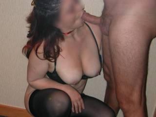 sucking my boyfriend