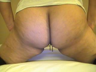 latina wife flashing the goods what would you do