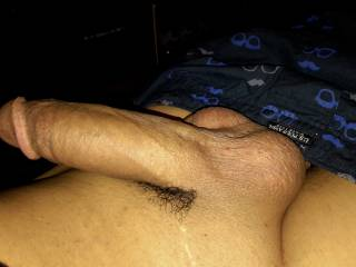 Fat shaved dick