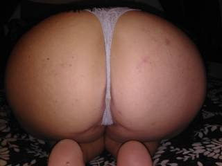 My big butt in my tiny panties