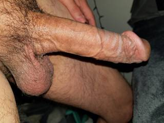 My big hairy dick
