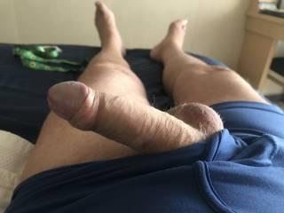 I wish I had some help  as Im So horny