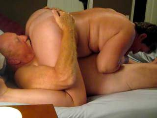 i love a 69 myself--nothing like having a wet tasty pussy in your face while one's cock is being gobbled by a willing mouth-excellent!!