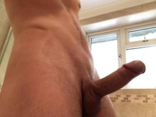 wish you lived local so you could slam that chubby cock deep into my girlfriends arsehole whilst I penetrate her tight pussy and hopefully we cream both her holes together!