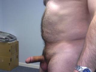 great cock 'n body u show - love the hair on it