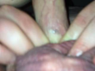 She says I have a fat cock...I think she just has a tight little asshole! Was a 2hr anal/oral fest for a change! Awesome! She\'s gorgeous!