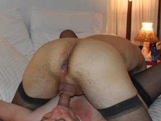 would you like to suck him with me?