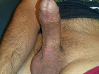 How is mu dick??? Any body interested in my curved dick?
