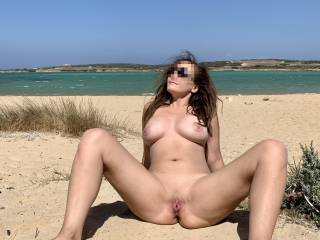 Exposed and wide open