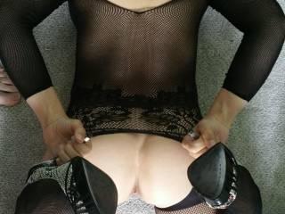 Grabbing heels