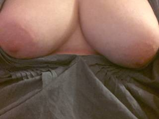 I'd so love to suck on your gorgeous nipples xx
