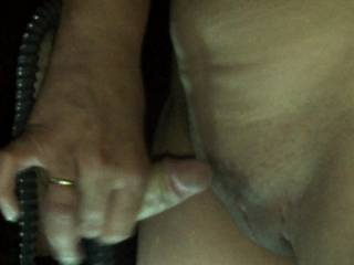 great, nice small cock, please do you want to try my little cock for fun?