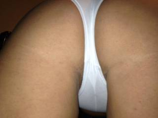 I love when she sends me a panty pic!!
