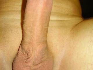 Very nice shaved cock! i'm not gay but will suck that nice cock hard until it cums in my mouth......