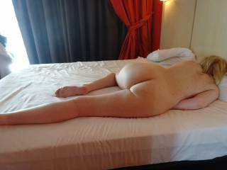 dirty afternoon at a hotel
