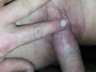 Tight wet pussy