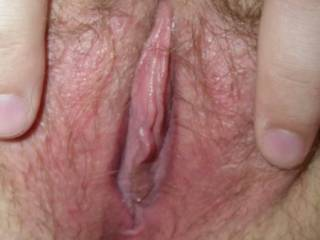 My Girlfriends mates hairy pussy
