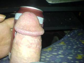 mmmm stretch my pussy with that thick hunk of cock meat