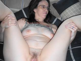 Beautiful body, would love to suck those supple looking nipples trace my tongue around them, softly sucking then running my tongue down ur breast over ur stomach down to that delicious looking clit, and into that pussy where I'd spend the next 15 minutes eating it until you gush all over my face,
