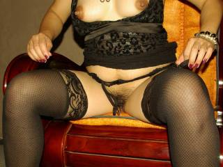 Yesss!!! I really feel sexy and soo horny specially when my husband took at me soo naughty and horny..............ahmmmm.....